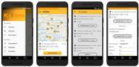 Kalibro мобильное приложение Android и iOS