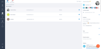 База клиентов в Salesflare