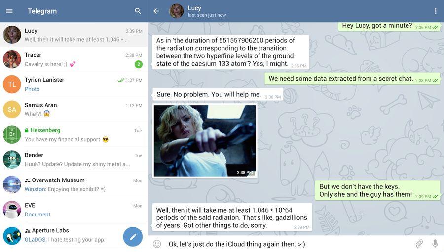 Как создать общий чат в телеграмме