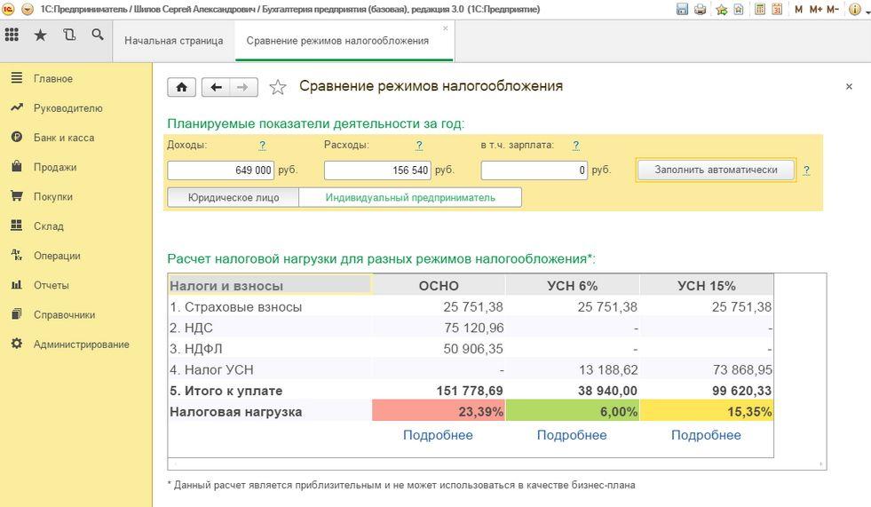 Интернет бухгалтерия или 1с 8 оплатить пошлину за регистрацию ип что нужно