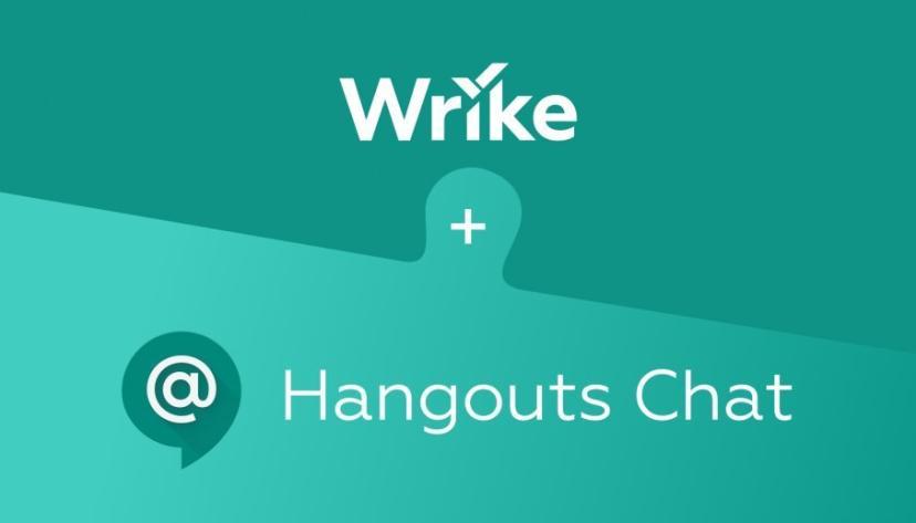 Wrike + Hangouts Chat для эффективной коммуникации