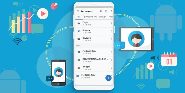ONLYOFFICE проводит открытое бета-тестирование нового приложения для Android