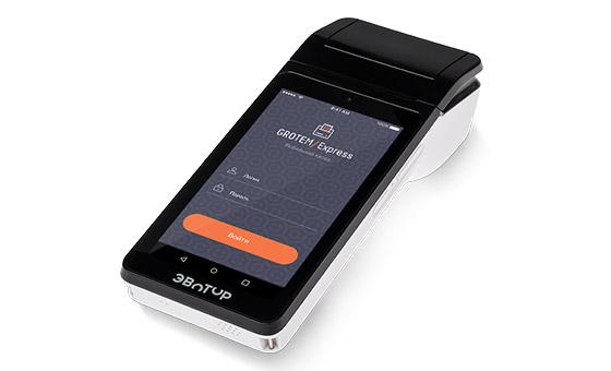 В кассах «Эвотор» появилось приложение GROTEM / Express для интернет-магазинов с доставкой