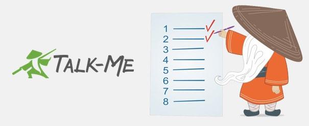 Talk-Me обновляется и включает интеграцию с ВКонтакте