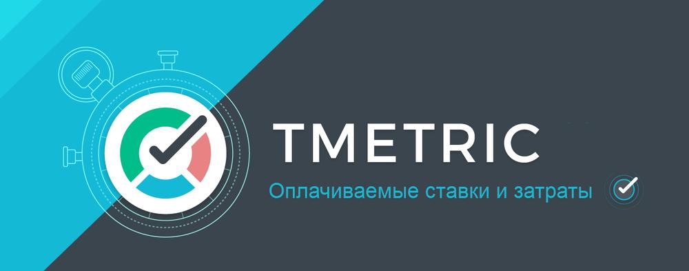 TMetric подключает ставки по проектам