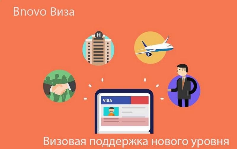 Bnovo Виза — как предоставлять визовую поддержку гостей?