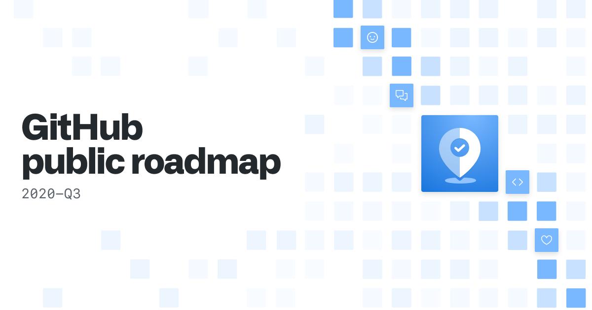 GitHub впервые опубликовал свою дорожную карту