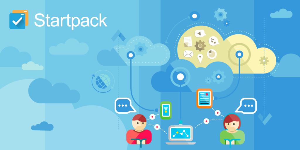 Рекомендательная система Startpack теперь публикует новости облачных сервисов