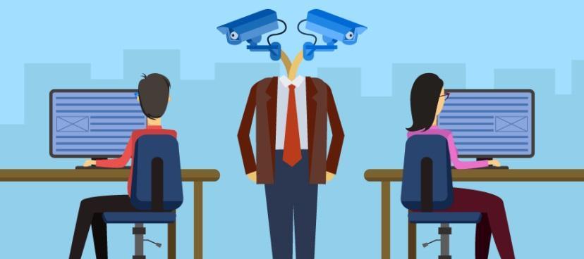 Законно ли отслеживать действия сотрудников за компьютером