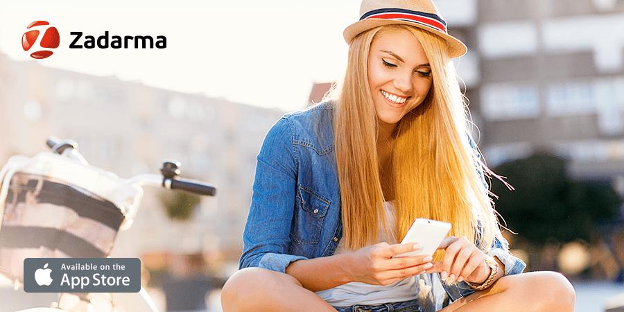 Zadarma обновила приложение для iPhone