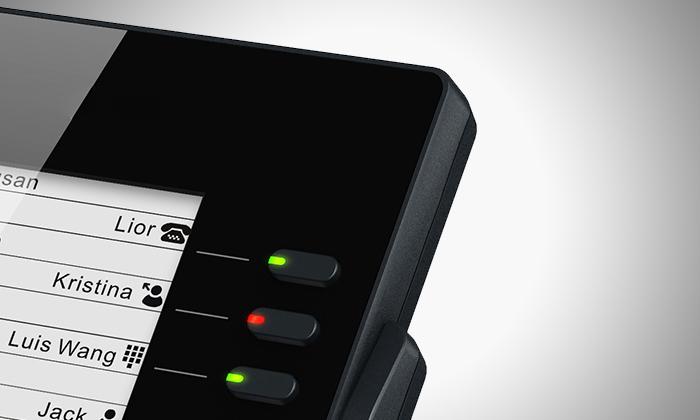 В виртуальной АТС Zebra Telecom появилась поддержка индикации занятости линий (BLF)