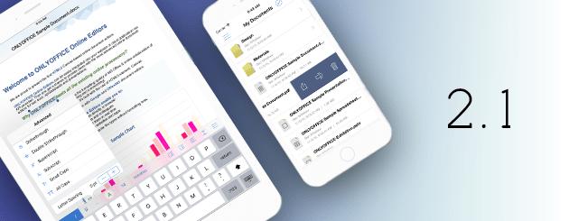 ONLYOFFICE обновил редакторы документов для iOS