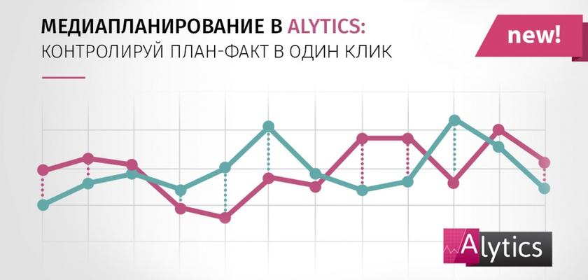 Alytics внедряет медиапланирование